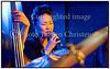 Soojin sings Elvis in Paradise Jazz Wednesday December 3. 2014, Birgitte Soojin, vocals, Steen Hansen, trombone,  Ida Hvid, bass, Frands Rifbjerg, drums.