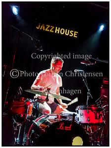 Brian Chippendale  Mats Gustafsson Jazzhouse 2014