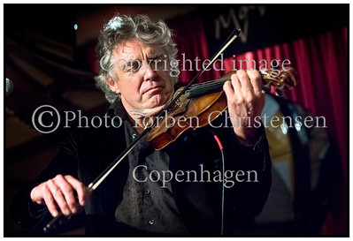 Didier Lockwood and the Great Danes Jazzhus Montmartre 2014