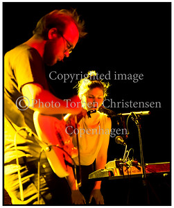 Duoen SAV i Jazzhouse 2014