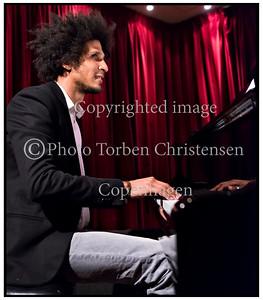 Eliel Lazo Cuban Night Jazzhus Montmartre 2014