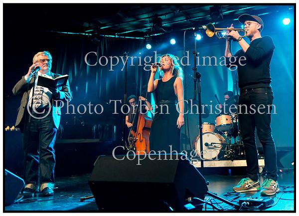 Danish Music Awards Jazz 2014, Aske Drasbæk Group, Per Møllehøj, guitar, Søren Dahl, guitar, Tapani Toivanen, bas,