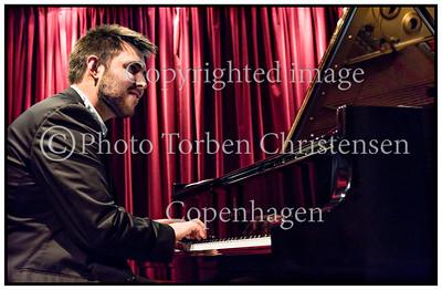 Jeremy Pelt + Tuznik / Lundgaard / Riel  Montmartre 2014