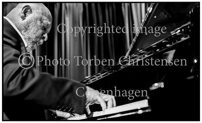 Kenny Barron Trio Montmartre 2014