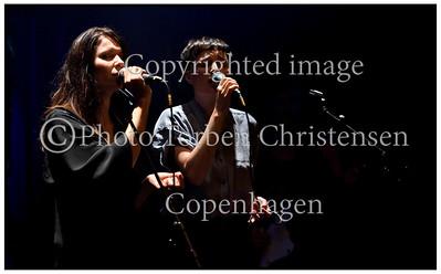 Kira Skov og Marie Fisker Jazzhouse 2014
