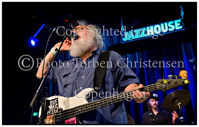 R. Stevie Moore i Jazzhouse 2014