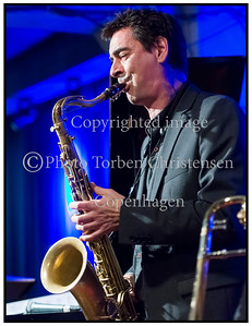 Simon Thorsen Paradise Jazz 2014