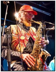 Sun Ra Arkestra Jazzhouse 2014