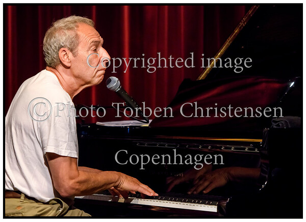 Copenhagen Jazz Festival 2015, Ben Sidran Quartet