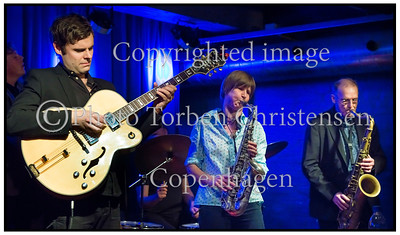 Bernt Rosengren Erik Söderlind Sextet, Paradise Jazz 2015