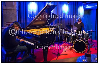 Carsten Dahl, Stefan Pasborg Duo, Paradise Jazz 2015