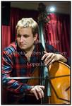 Christian Sands,  Piano, Thomas Fonnesb�k, Bas, Alex Riel, trommer