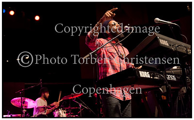 Cory Henry & The Funk Apostles DR Koncerthuset