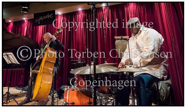 Cyrus Chestnut, Jesper Lundgaard,  Jonathan Blake,