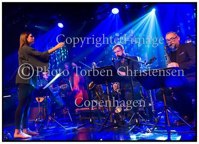 Danish Music Awards jazz 2015,  Maria Faust og DR Bigbandet