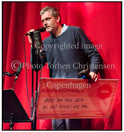 Danish Music Awards 2015, Jazz DMA, Claus Waidtløv