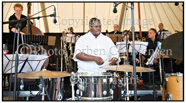 Copenhagen Jazz Festival 2015, Ernie Wilkins Almost Big Band
