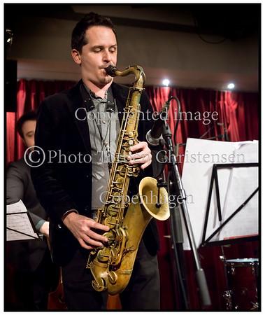 Felix Tani Swedish-American Quartet