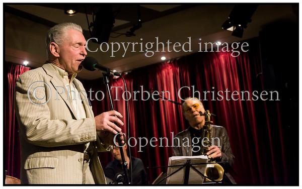 Georgie Fame, Bob Rockwell, Jacob Christoffersen,  Mads Vinding,  Morten Lund