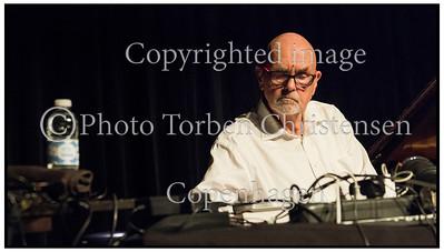 Hans-Joachim Roedelius, Jazzhouse 2015
