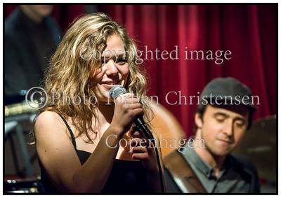 Kathrine Windfeld Bigband - Jazzhus Montmartre 2015