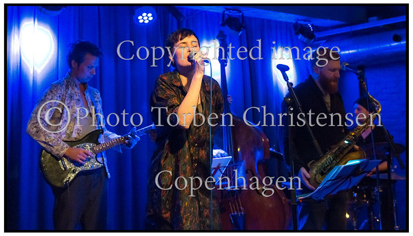 Vintejazz 2015, Marie Fisker