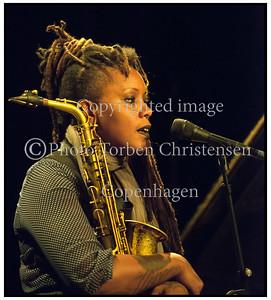 Matana Roberts, Jazzhouse 2015
