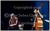 Melissa Aldana & Crash Trio, Melissa Aldana,  saxofon, Pablo Menares, , Allan Mednard