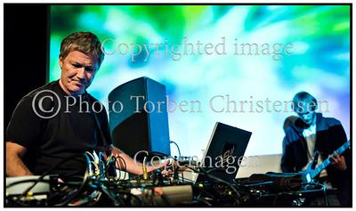 Michael Rother NEU, Jazzhouse 2015