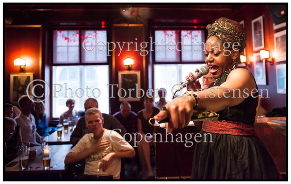 Copenhagen Jazz Festival 2015. Miriam Mandipira