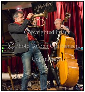 Paolo Fresu Danish Quartet, Montmartre 2015