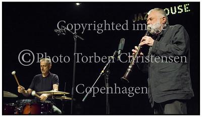Peter Brötzmann, 2 Jazzhouse 2015