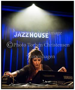 Rabih Beaini Danielle De Santis, Jazzhouse 2015