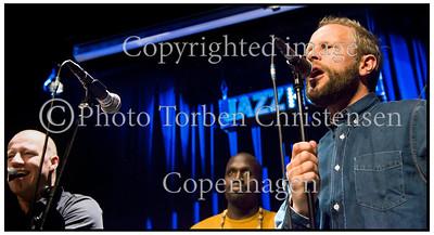 Ridin' Thumb Jonas Winge Leisner, Niels H.P.,  Kuku Agami Jazzhouse 2015
