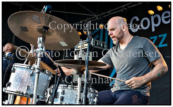 Copenhagen Jazz Festival 2015, The Bad Plus Joshua Redman