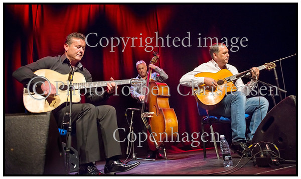 Copenhagen Jazz Festival 2015. The Rosenberg Trio