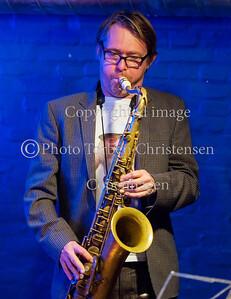 Bent Jædig prisen, Paradise Jazz 2016