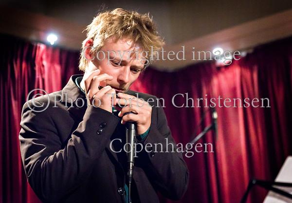 Christian Sands,  Mathias Heise