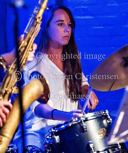 Christina Dahl, Copenhagen Jazzfestival 2016  Paradise Jazz