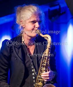 Christina Dahl Quartet, Paradise Jazz 2016