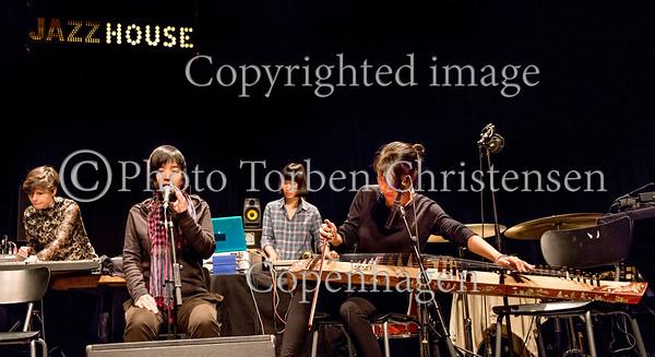 Copenhagen Jazzfestival 2016, Hanoi°Berlin feat. Lotte Anker