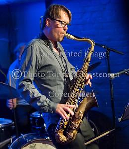 Hanne Uldal, Copenhagen Jazzfestival 2016, Paradise Jazz