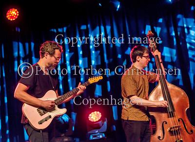 Jazz DMA 2016, Jakob Bro, Thomas Morgan, Joey Baron