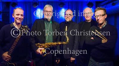 Jesper Thilo Quartet, Gruppebillede