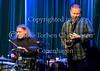 Mikolaj Trzaska (saxofoner) Peter Friis Nielsen (el-bas) PO Jørgens (trommer) på scenen i Jazzhouse 7. oktober 2016<br />   Photo © Torben  Christensen @ Copenhagen