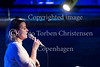 Clara Vuust Quintet i Paradise Jazz 30. november 2017. Clara Vuust (vo), Francesco Cali (p, acc), Jeppe Holst (g), Andreas Hatholt (b), Martin Andersen (dr) Photo © Torben  Christensen @ Copenhagen
