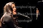 Claudia Campagnol p� scenen ved Ung Jazz finale 2017 i Jazzhouse 15. april 2017 Photo � Torben  Christensen @ Copenhagen