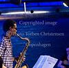 Gilad Hekselman Trio feat. Mark Turner i Paradise Jazz 7. november 2017. Gilad Hekselman (US, g), Mark Turner (US, ts), Rick Rosato (CAN, b), Jonathan Pinson (US, dr) Photo © Torben  Christensen @ Copenhagen