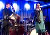 Vinterjazz 2017. Malene Kjærgaard Here's to the Ladies i >Paradise Jazz tirsdag 14. februar 2017. Malene Kjærgaard - vokal, Kasper Villaume - piano, Mads Kjølby - guitar, Tobias Dall - bas, Snorre Kirk -trommer.   Photo © Torben  Christensen @ Copenhagen