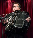 Richard Galliano Solo p� harmonika i Jazzhus Montmartre 20.. april 2017.  Photo � Torben  Christensen @ Copenhagen